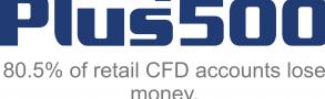 logo plus500 2020